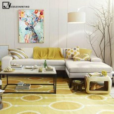 Enchanting Living Rooms Ideas With Combinations Of Grey Green 05