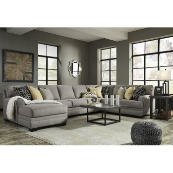 Enchanting Living Rooms Ideas With Combinations Of Grey Green 38