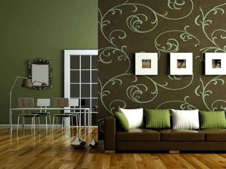 Enchanting Living Rooms Ideas With Combinations Of Grey Green 39
