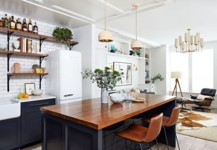 Fabulous Home Design Ideas With Wooden Accent 02