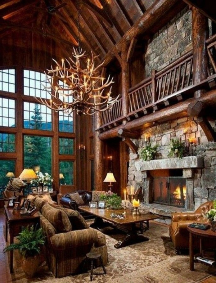 Fabulous Home Design Ideas With Wooden Accent 04