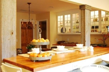 Fabulous Home Design Ideas With Wooden Accent 11