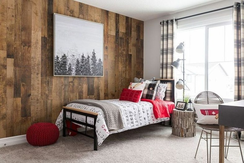 Fabulous Home Design Ideas With Wooden Accent 22