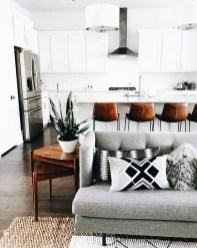 Fabulous Home Design Ideas With Wooden Accent 27