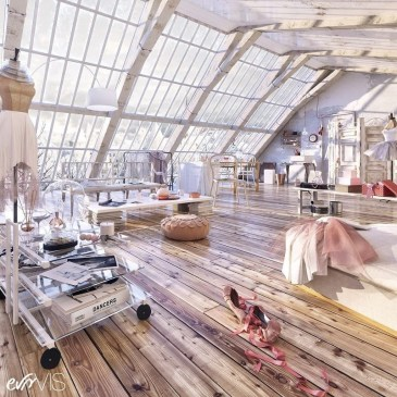 Fabulous Home Design Ideas With Wooden Accent 37