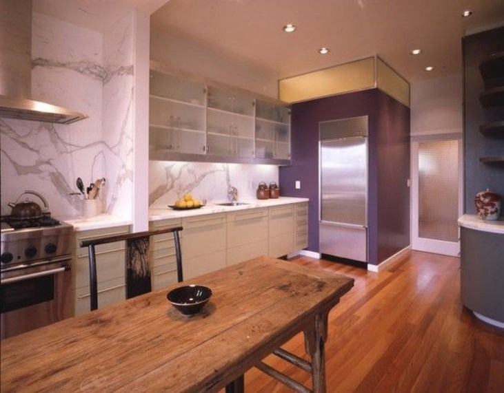 Fabulous Home Design Ideas With Wooden Accent 40
