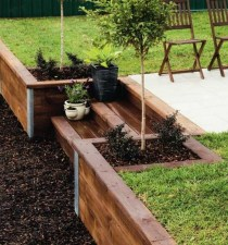 Gorgeous Front Yard Retaining Wall Ideas For Front House 52