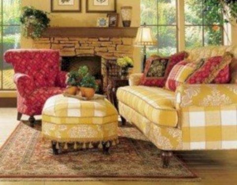 Impressive French Style Living Room Designs Ideas 10