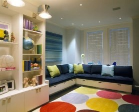 Modern Vibrant Rooms Reading Ideas 04