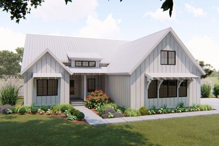 Popular Small Farmhouse Design Ideas To Style Up Your Home 40