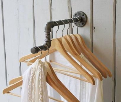 Stunning Clothes Rail Designs Ideas 11