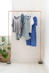 Stunning Clothes Rail Designs Ideas 21