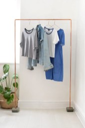 Stunning Clothes Rail Designs Ideas 21