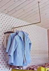 Stunning Clothes Rail Designs Ideas 28