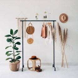 Stunning Clothes Rail Designs Ideas 29