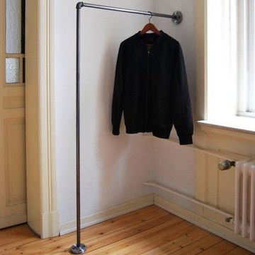 Stunning Clothes Rail Designs Ideas 34