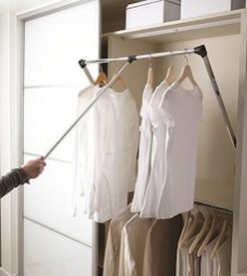Stunning Clothes Rail Designs Ideas 37