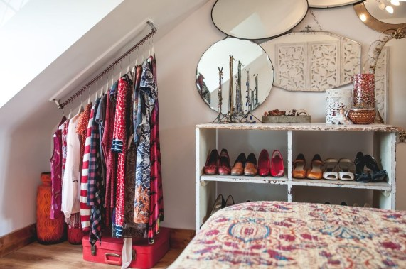 Stunning Clothes Rail Designs Ideas 40