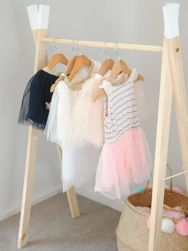 Stunning Clothes Rail Designs Ideas 44