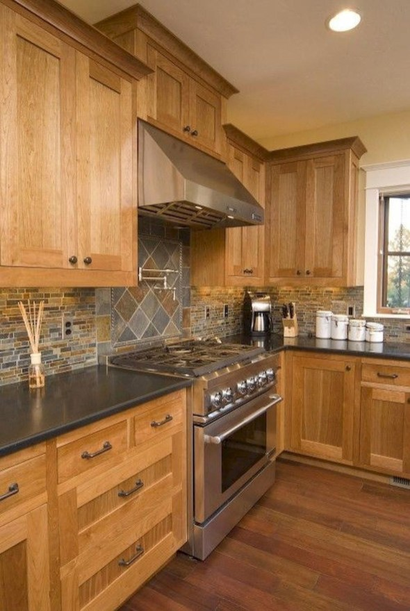 Amazing Ideas To Disorder Free Kitchen Countertops 10