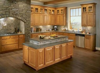 Amazing Ideas To Disorder Free Kitchen Countertops 21