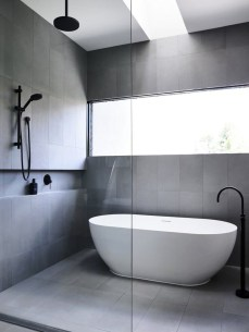 Awesome Bathroom Shower Ideas For Tiny House 02