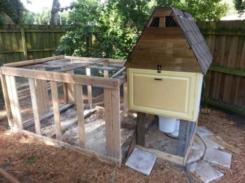 Comfy Diy Backyard Projects Ideas For Your Pets 46