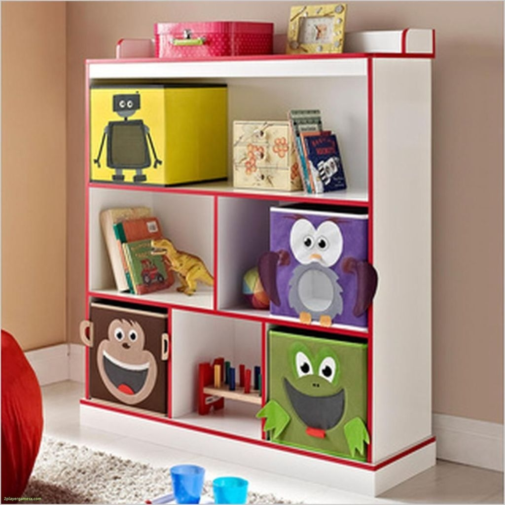 Cozy Bookcase Ideas For Kids Room 01