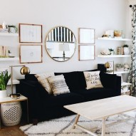 Cozy Interior Design Ideas For Living Room That Look Relax 14