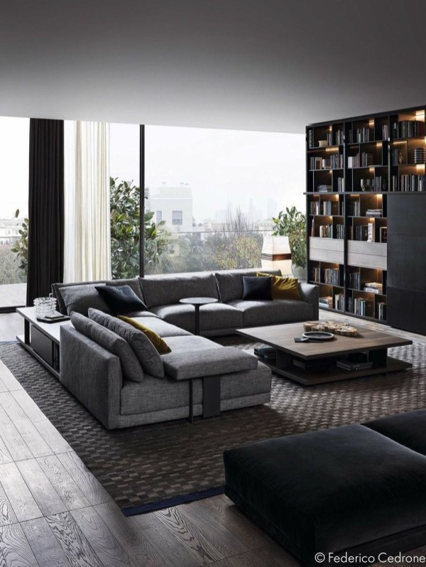 Cozy Interior Design Ideas For Living Room That Look Relax 50