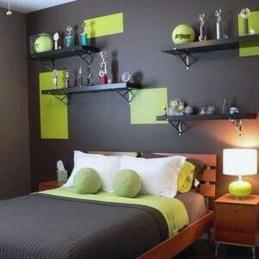 Cute Love Blue Ideas For Teenage Bedroom 27