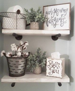 Newest Guest Bathroom Decor Ideas 06