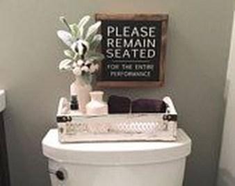 Newest Guest Bathroom Decor Ideas 14