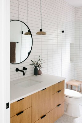 Newest Guest Bathroom Decor Ideas 44