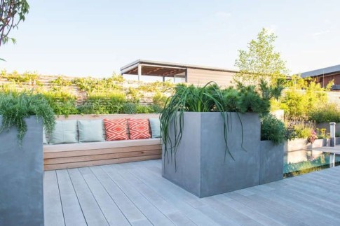 Stunning Roof Terrace Decorating Ideas That You Should Try 14