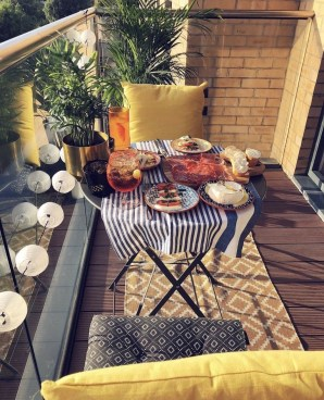 Stunning Roof Terrace Decorating Ideas That You Should Try 16