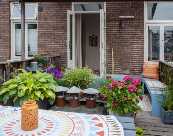 Stunning Roof Terrace Decorating Ideas That You Should Try 20