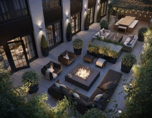 Stunning Roof Terrace Decorating Ideas That You Should Try 21