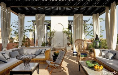Stunning Roof Terrace Decorating Ideas That You Should Try 25