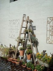 Unique Old Furniture Repurposing Ideas For Yard And Garden 12