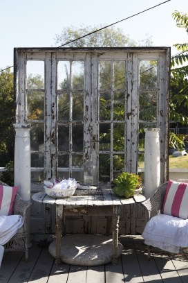 Unique Old Furniture Repurposing Ideas For Yard And Garden 35