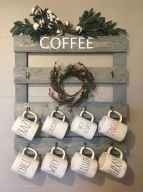 Affordable Diy Mini Coffee Bar Design Ideas For Home Right Now 02