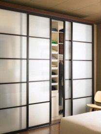 Amazing Sliding Door Wardrobe Design Ideas 05