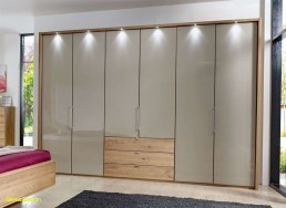 Amazing Sliding Door Wardrobe Design Ideas 11