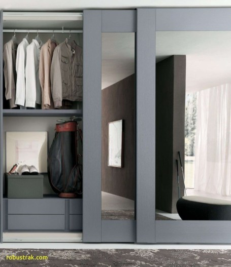 Amazing Sliding Door Wardrobe Design Ideas 23
