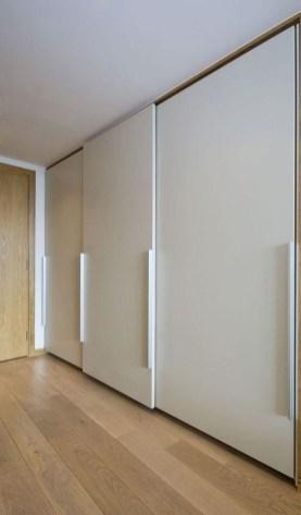 Amazing Sliding Door Wardrobe Design Ideas 32