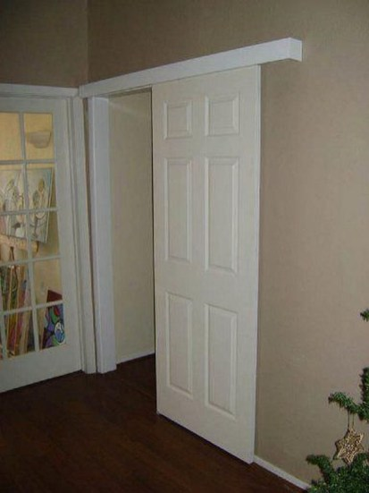 Amazing Sliding Door Wardrobe Design Ideas 42