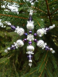 Best Home Decoration Ideas With Snowflakes And Baubles 18