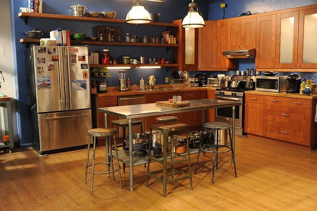 Brilliant Kitchen Set Design Ideas That You Must Try In Your Home 24