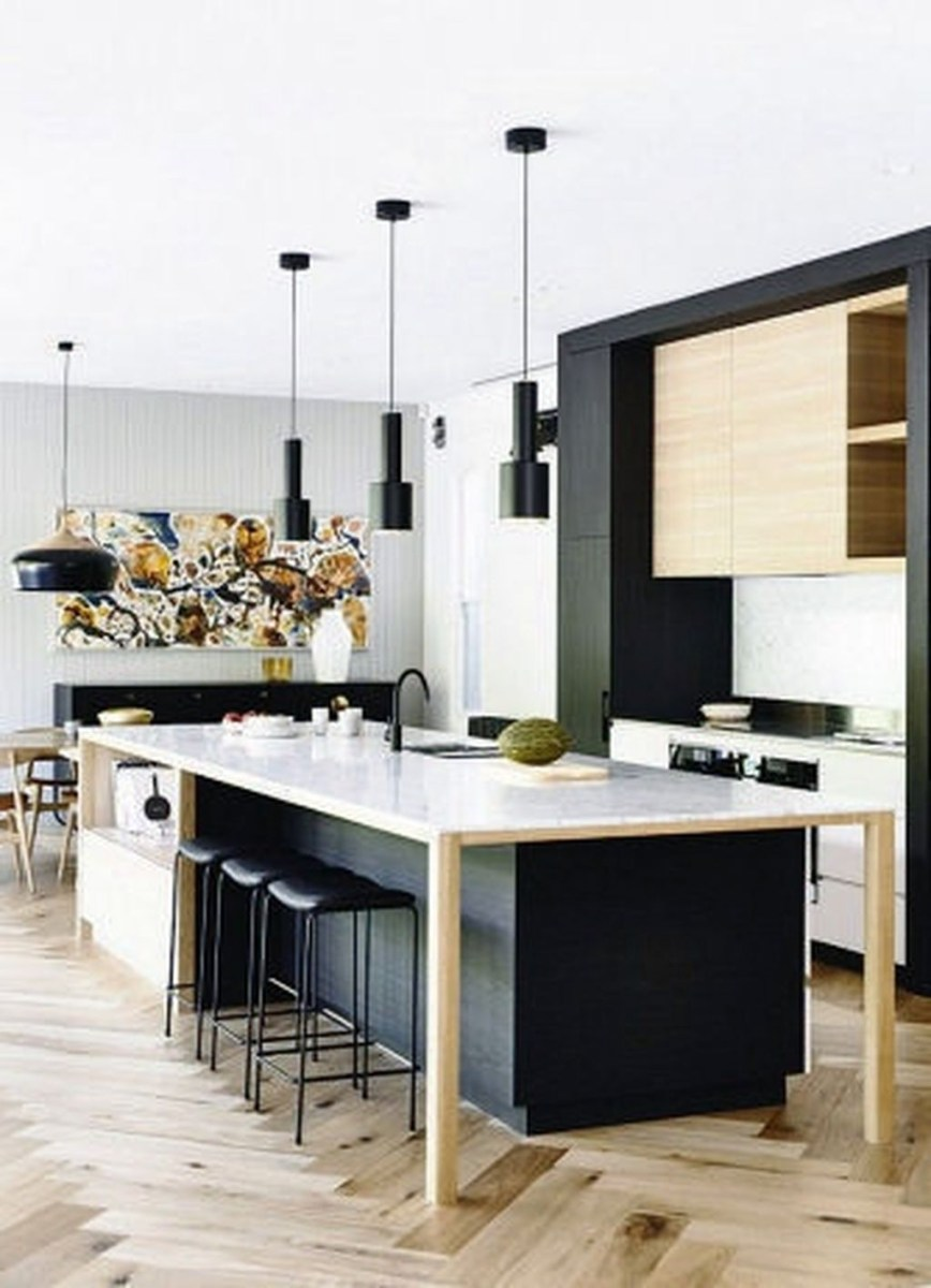 Brilliant Kitchen Set Design Ideas That You Must Try In Your Home 46